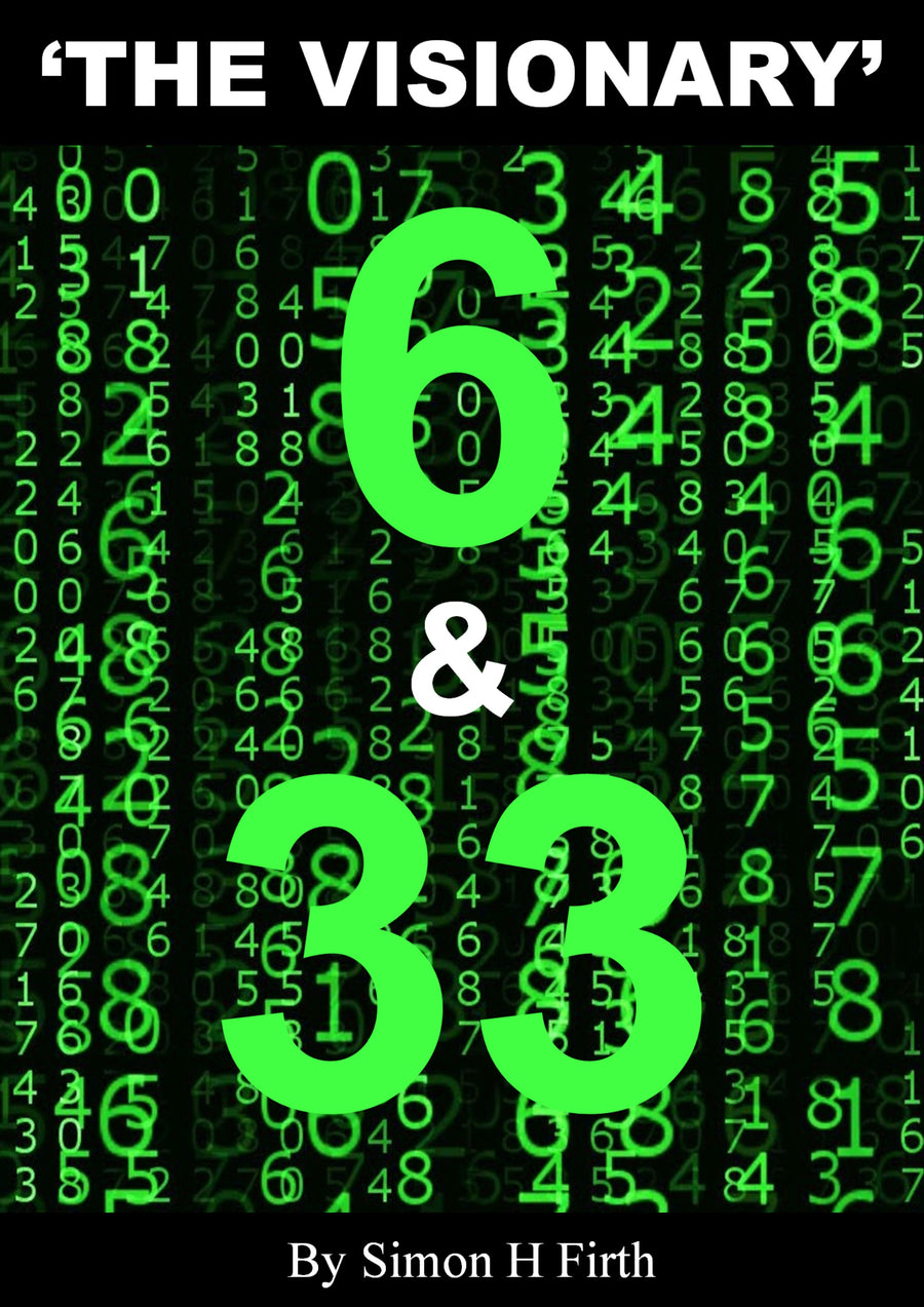 Numerology reading: Life Paths 6 and 33