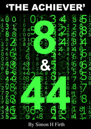 Numerology reading: Life Paths 8 and 44