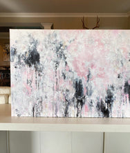 "'Changed For The Better ' 24x48"" SOLD"