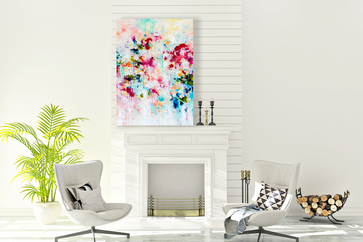 'Blossoms' Giclee Print