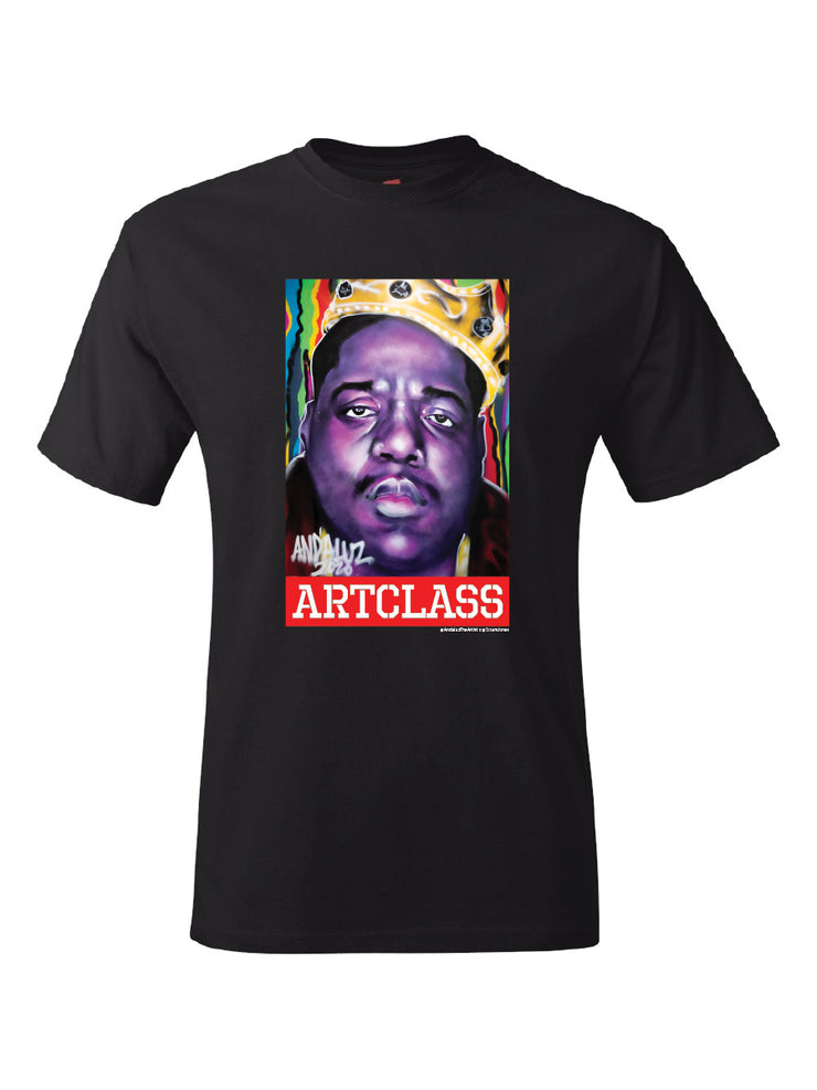 Artclass: Painted Biggie T-Shirt