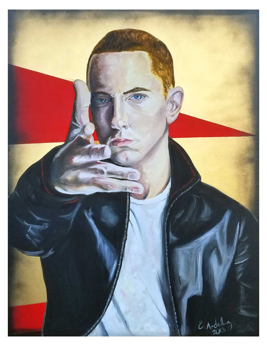 "Eminem Killshot Art Print (17""x22"")"