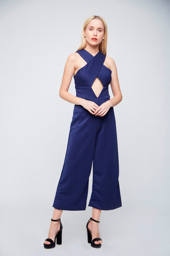 Axis Blue Jumpsuit