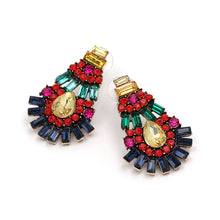 Crystal Drop Earrings for women