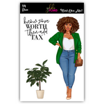Know Your Worth... Then Add Tax | Girl Like Me