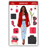 Cherry Red  | LIFESTYLE SAMPLERS