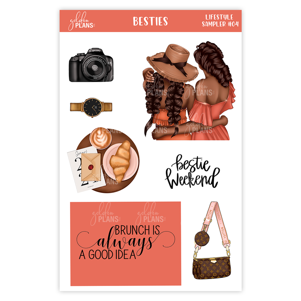 Besties | LIFESTYLE SAMPLERS