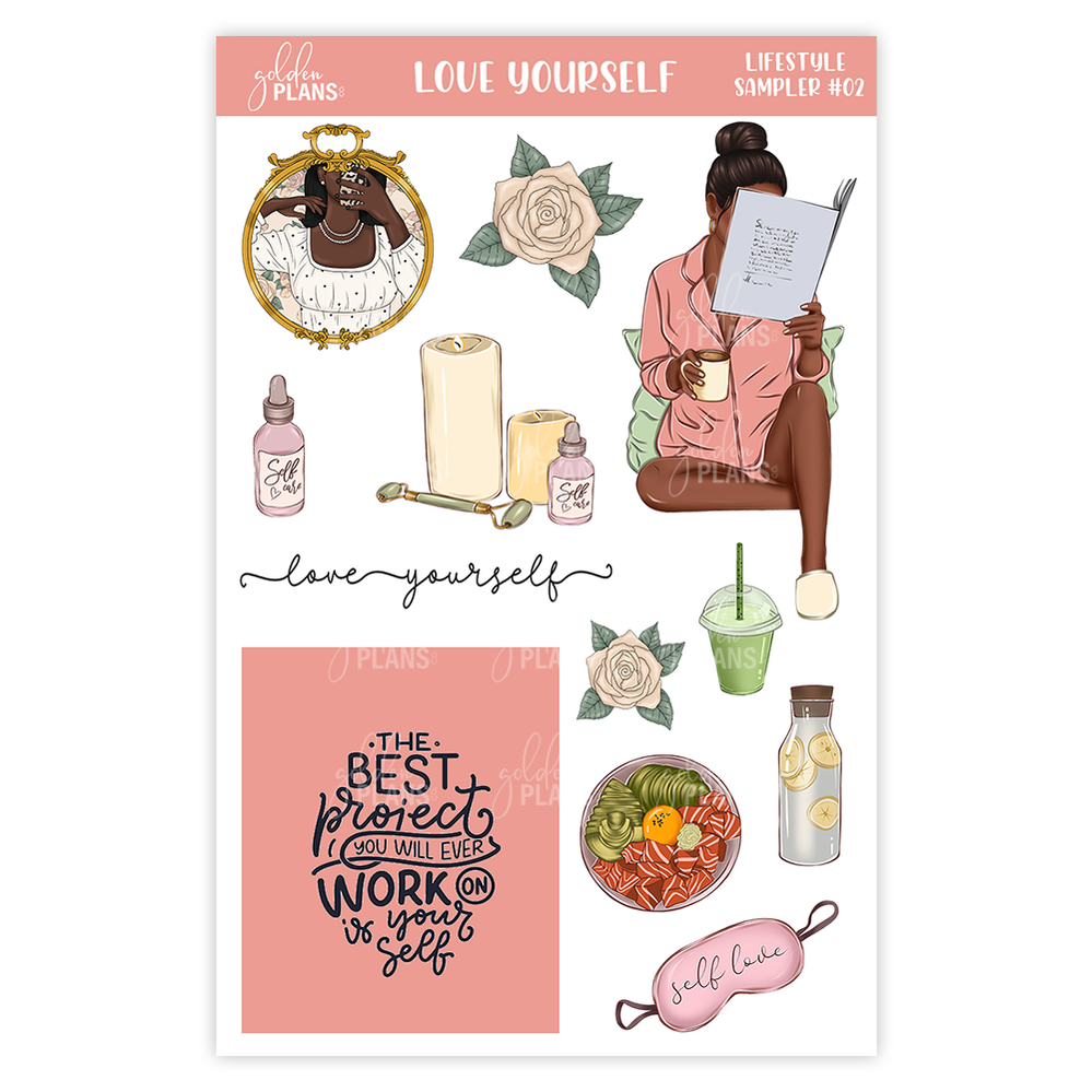Love Yourself | LIFESTYLE SAMPLERS