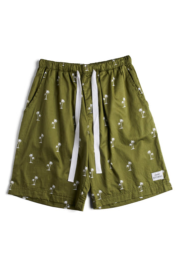 Khaki Palm | Short