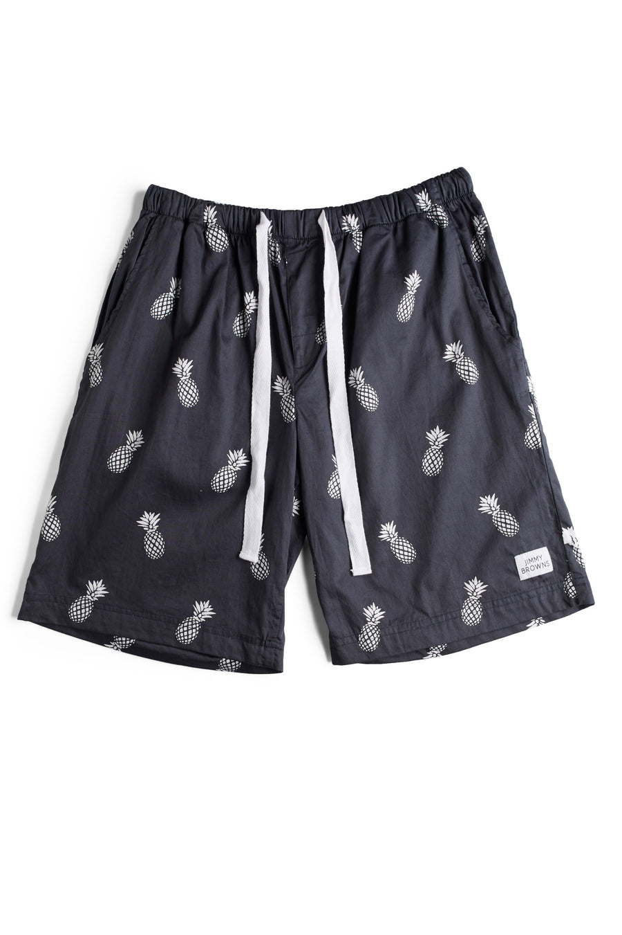 Charcoal Pineapple | Short