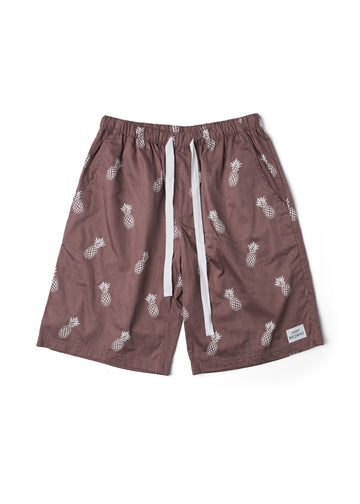 Pineapple | Mocha | Short