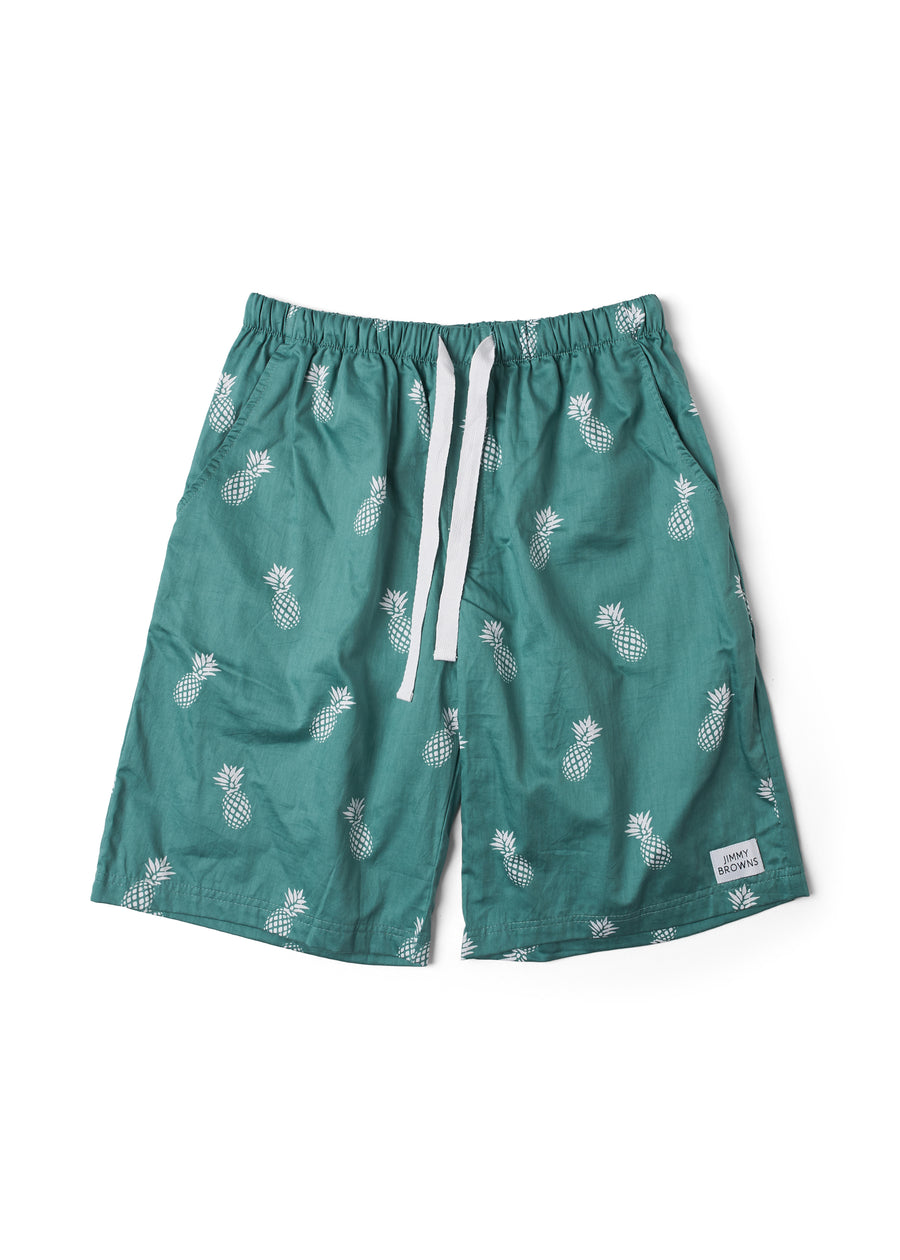 Pineapple | Mint | Short