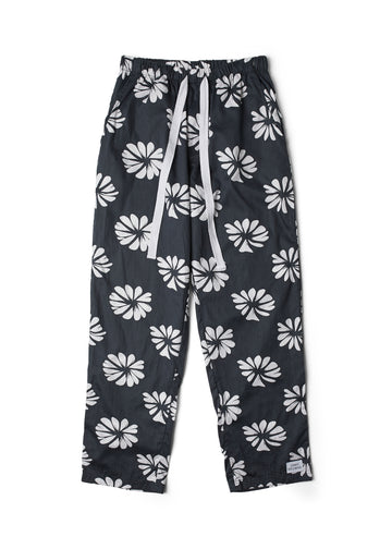 Flower | Aged Black | Pants