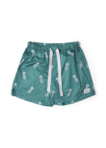 Pineapple | Mint | Mid Short