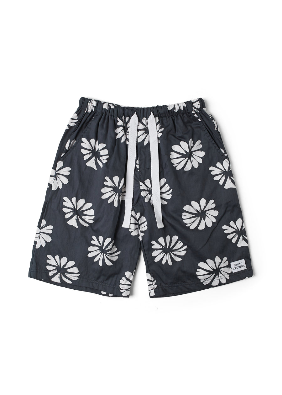 Flower | Aged Black | Short