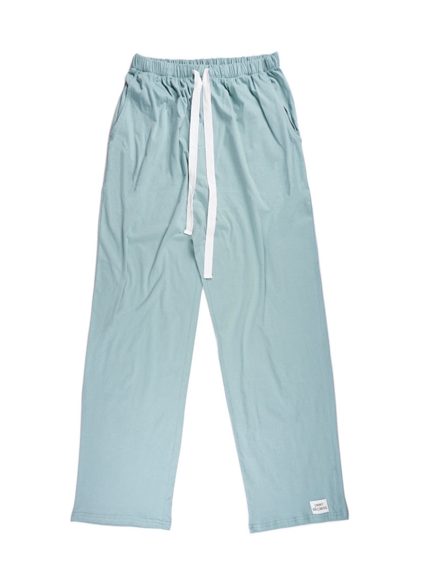 Jersey Cotton | Sage | Pants