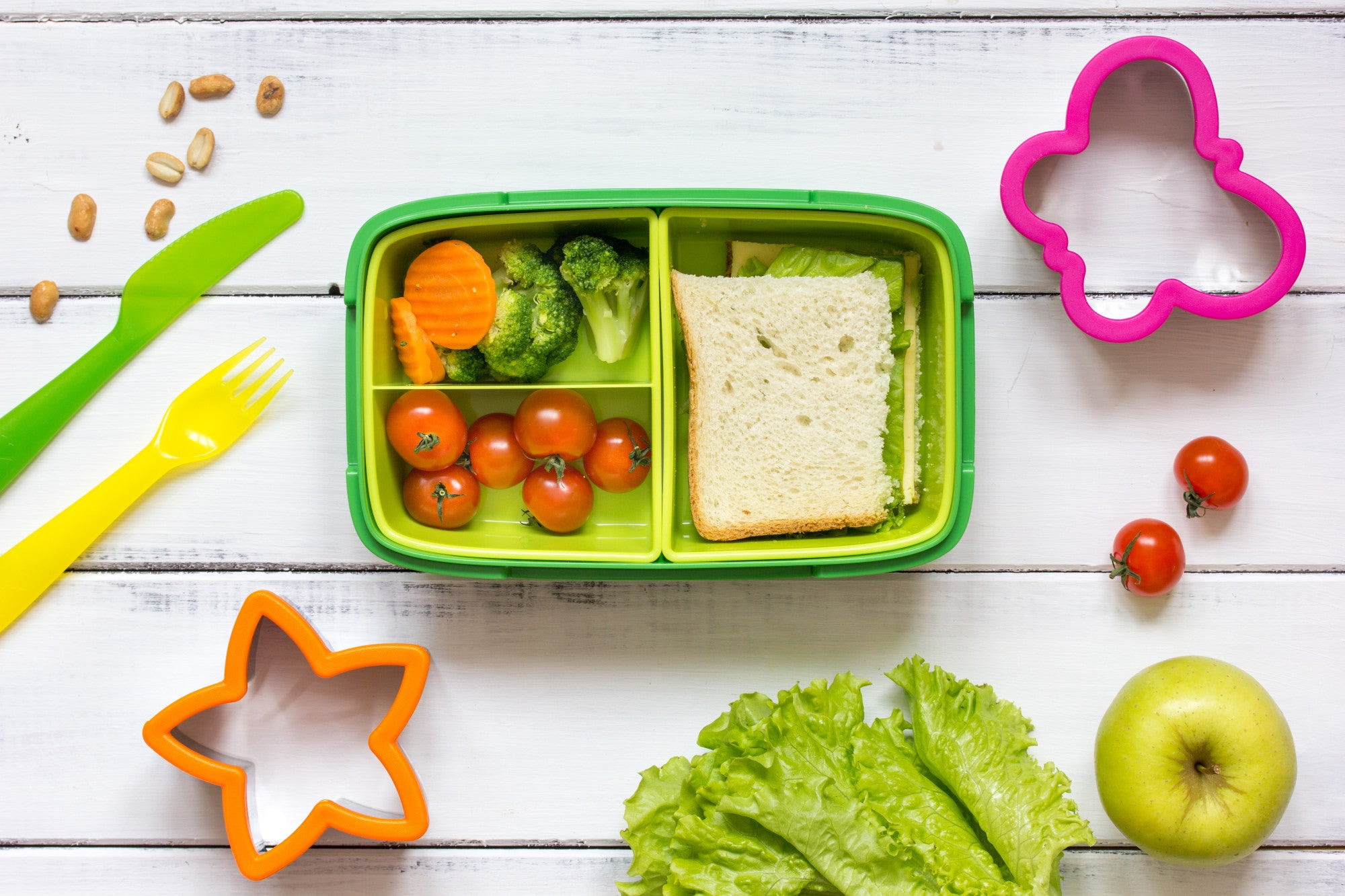 How Healthy Lunches for Kids in Preschool Impact Academic Performance