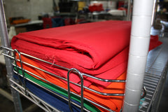 Production of Cot Sheets and Fitted Crib Sheets for child care facilities