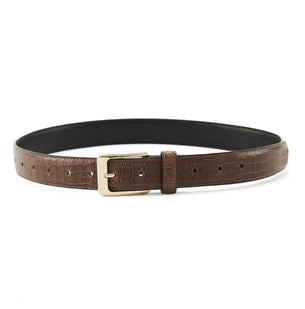 The Mia Belt - Brown