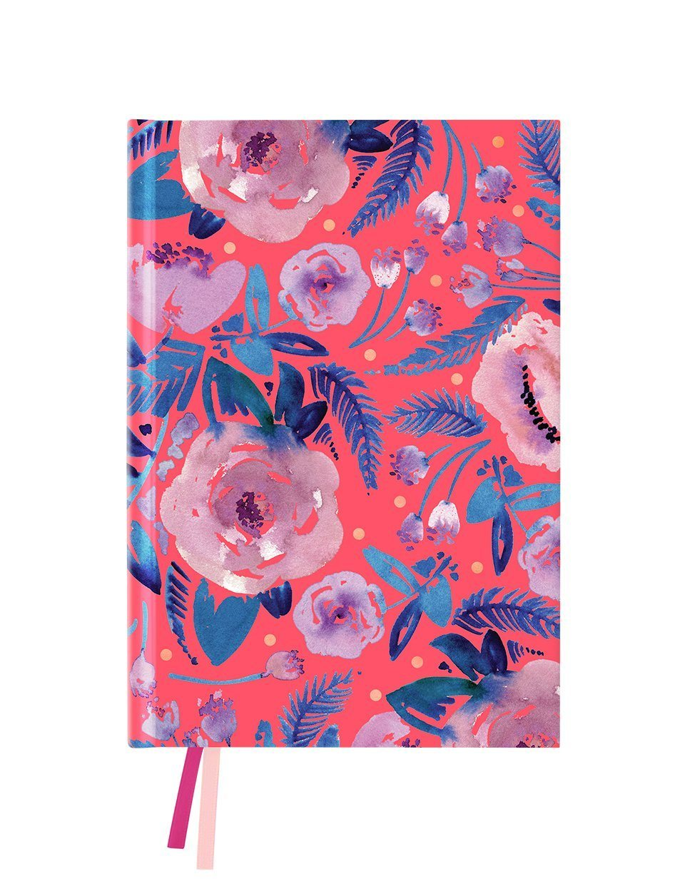 Floral Bright Notebook