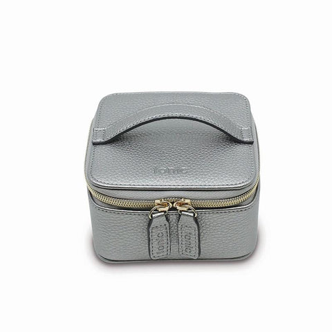 Luxe Jewellery Cube - Silver
