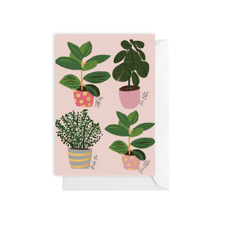 Plant Card