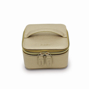 Luxe Jewellery Cube - Gold