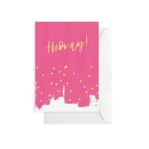Hooray! Card