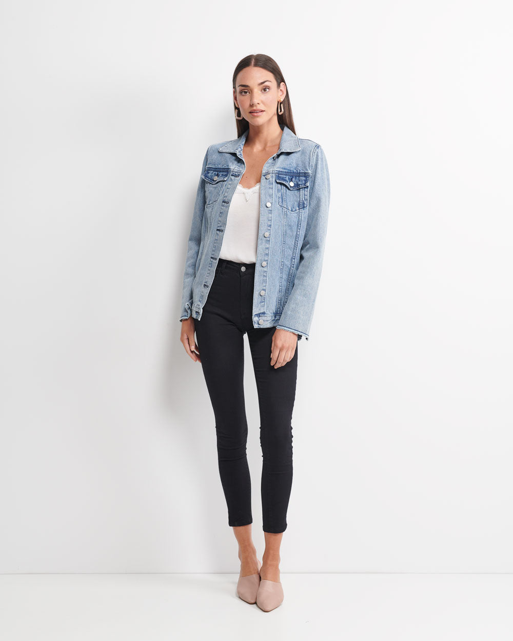 Analia Denim Jacket