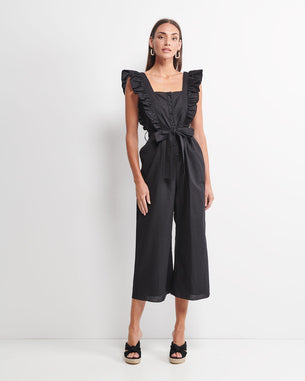 Laylah Jumpsuit - Black