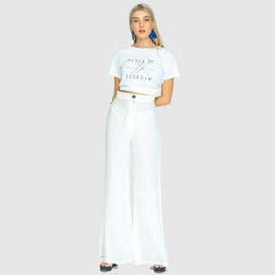 The Boardwalk Pant - White