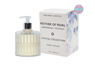 Hand Lotion Mother Of Pearl - Lemongrass + Coconut