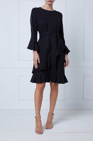 Mary Jane Dress - Black