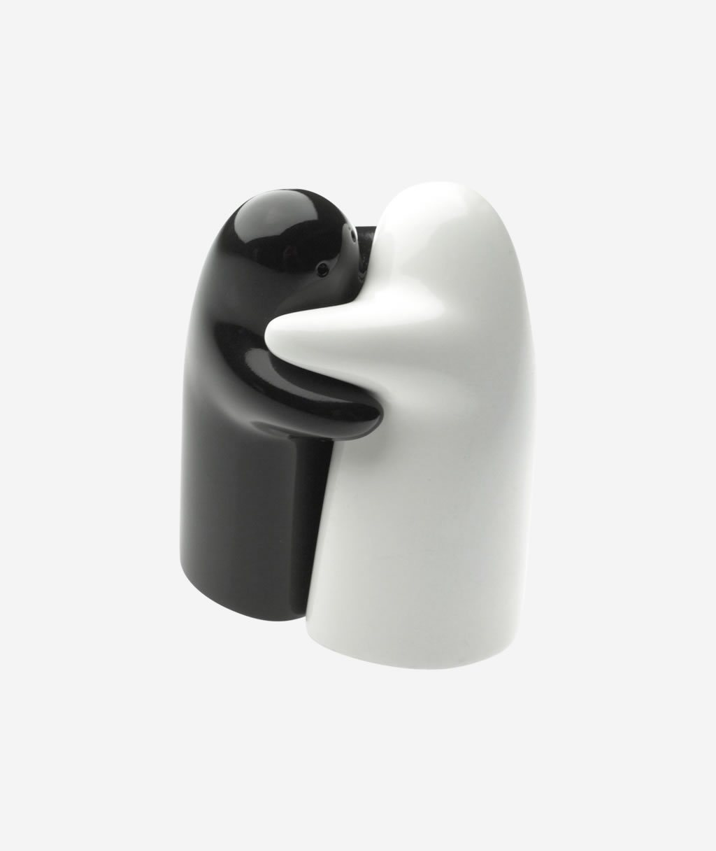 Hug, Ceramic Salt & Pepper Shakers
