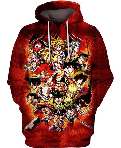 Anime-Hoodie-Shirt-Clothing-Jacket-Zip-Up-Man Anime Characters-VIO STORE