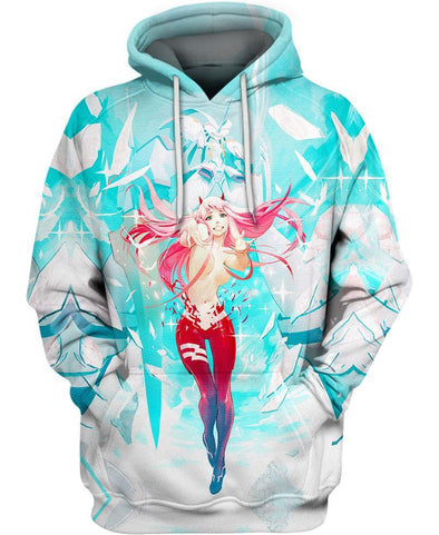 Darling in the FranXX-Hoodie-Shirt-Clothing-Jacket-Zip-Up-The Human Klaxo Sapiens-VIO STORE