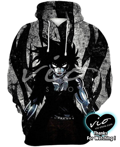 Fairy Tail-Hoodie-Shirt-Clothing-Jacket-Zip-Up-Black Shadow-VIO STORE