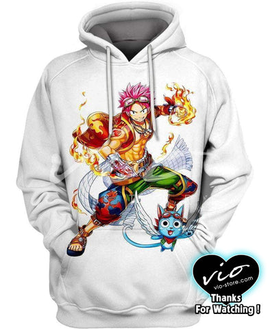 Fairy Tail-Hoodie-Shirt-Clothing-Jacket-Zip-Up-I See The Light-VIO STORE