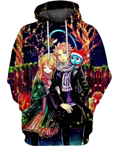 Fairy Tail-Hoodie-Shirt-Clothing-Jacket-Zip-Up-Mage Couple-VIO STORE