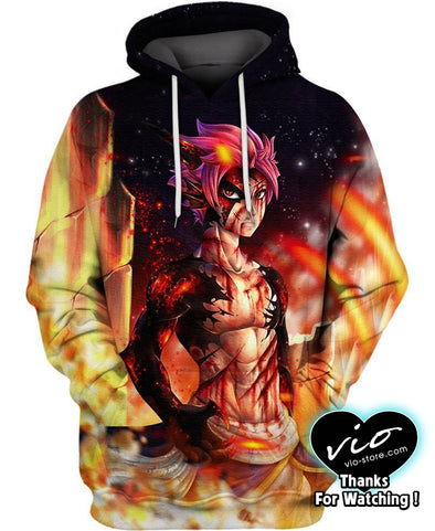Fairy Tail-Hoodie-Shirt-Clothing-Jacket-Zip-Up-Transformation Magic-VIO STORE