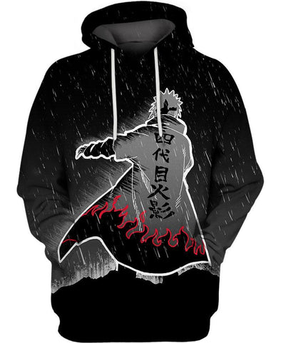 Naruto-Hoodie-Shirt-Clothing-Jacket-Zip-Up-Fourth Hokage-VIO STORE