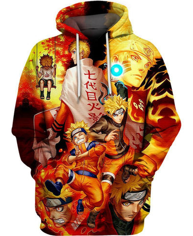 Naruto-Hoodie-Shirt-Clothing-Jacket-Zip-Up-Path Of The Ninja-VIO STORE