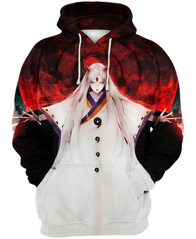 Naruto-Hoodie-Shirt-Clothing-Jacket-Zip-Up-Princess Kaguya Ōtsutsuki-VIO STORE