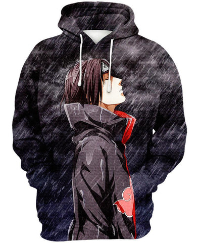 Naruto-Hoodie-Shirt-Clothing-Jacket-Zip-Up-The Anbu Captain-VIO STORE