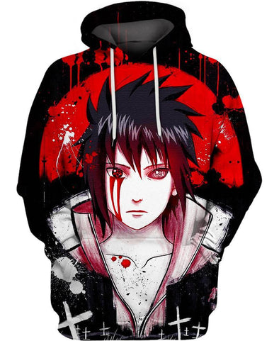 Naruto-Hoodie-Shirt-Clothing-Jacket-Zip-Up-The Blood Eyes-VIO STORE