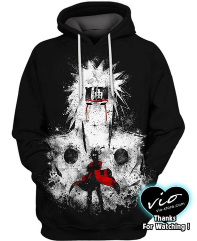 Naruto-Hoodie-Shirt-Clothing-Jacket-Zip-Up-The Seventh Hokage-VIO STORE