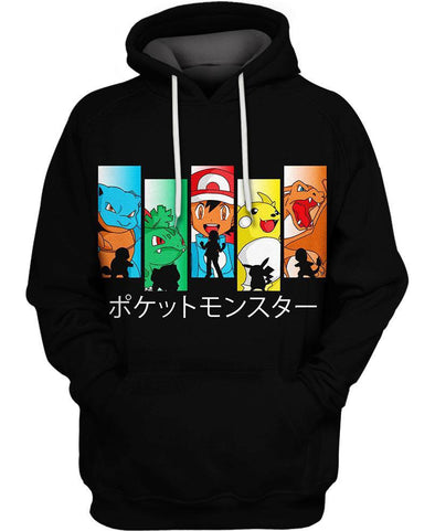 Pokemon-Hoodie-Shirt-Clothing-Jacket-Zip-Up-Evolution-VIO STORE