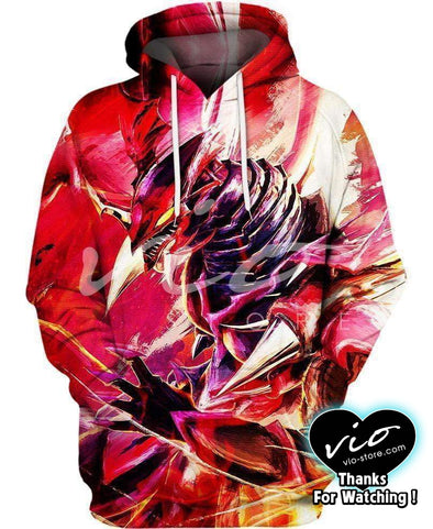 Yu-Gi-Oh-Hoodie-Shirt-Clothing-Jacket-Zip-Up-Dragonic Overlord-VIO STORE