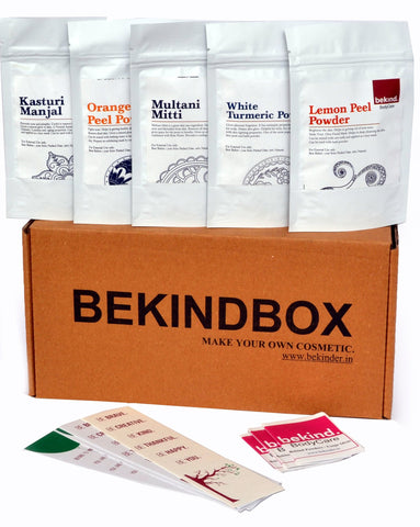 Bekind Face Care Box