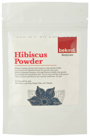 Bekind Hibiscus Powder - 40 g X 4 Packs